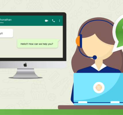 Customer Service Features Added to WhatsApp Business app on Desktop & Web