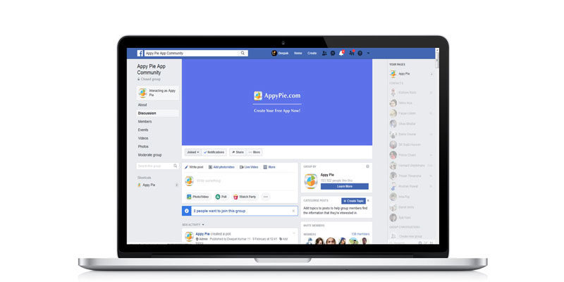Facebook Introduces New Management Tools and Features for Groups