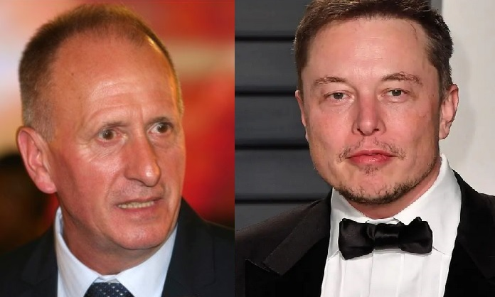 Musk vs Unsworth Appy Pie