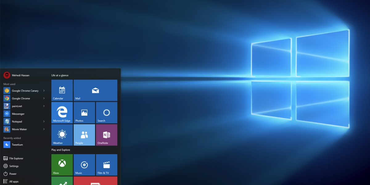 How to Fix the User-Profile Bug in Windows 10's Latest Patch
