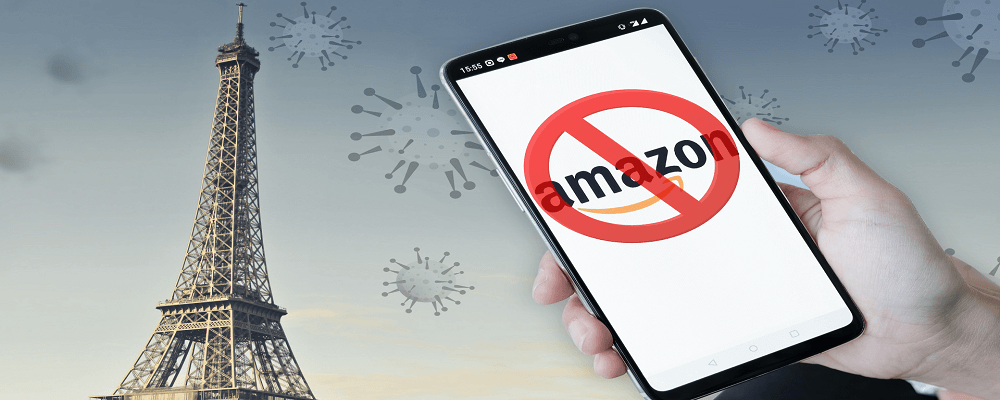 Amazon Restricted from Selling Non-Essential Items - Appy Pie