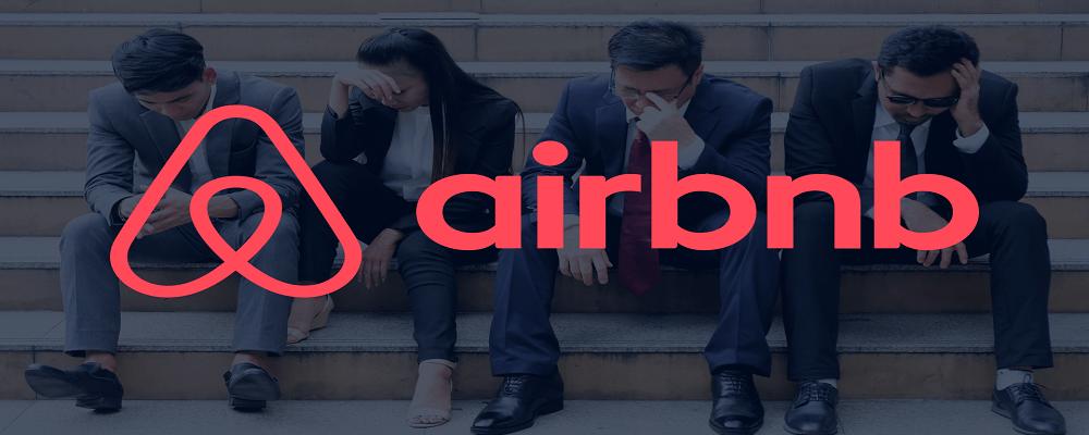 Airbnb cuts 1,900 jobs citing revenue decline - Appy Pie
