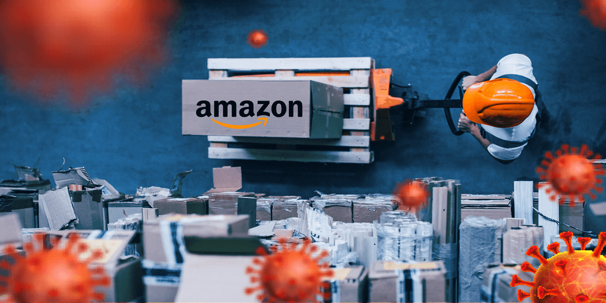 An Amazon warehouse employee has died from COVID-19 - Appy Pie