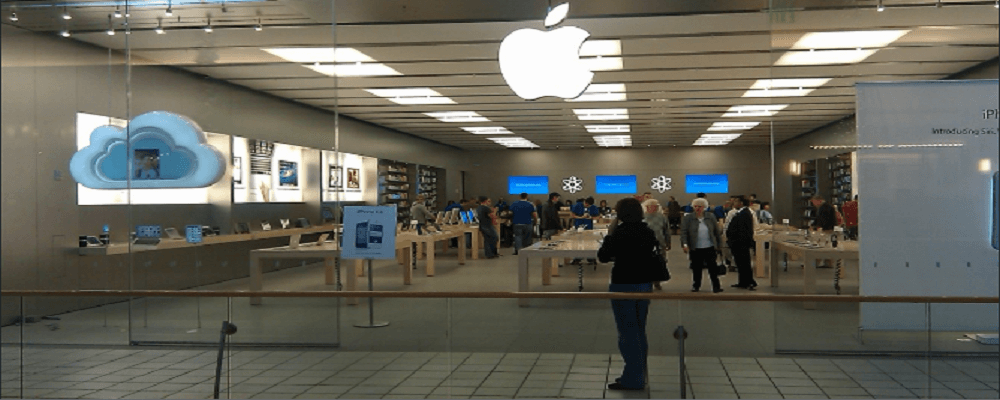 Apple Plans to reopen a few of its retail stores in the US, Canada, and Italy over the next week - Appy Pie