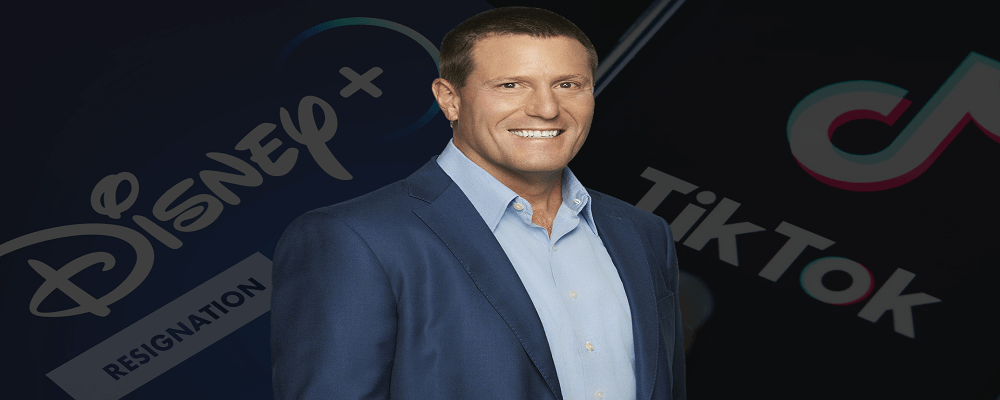 Disney streaming head Kevin Mayer resigns to become TikTok CEO - Appy Pie