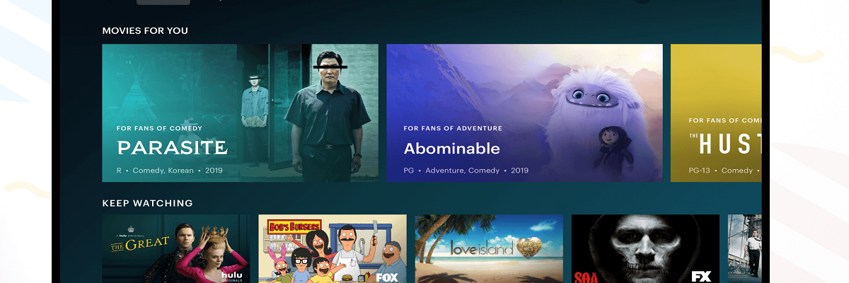 Hulu New Update Offers a Standardized Experience and Improved Navigation - Appy Pie