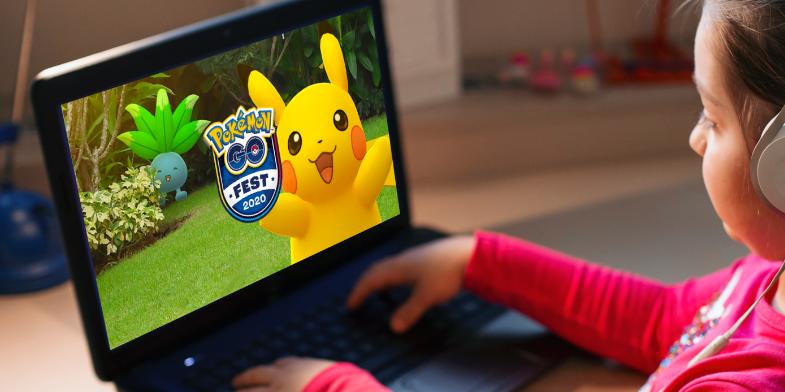 Pokémon Go Fest 2020 is going virtual due to Covid-19 pandemic - Appy Pie