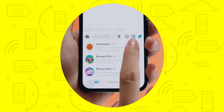 Snap Announces Minis for Snapchat - Appy Pie