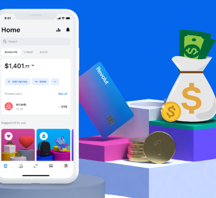Revolut expands banking aggregation to Ireland - Appy Pie
