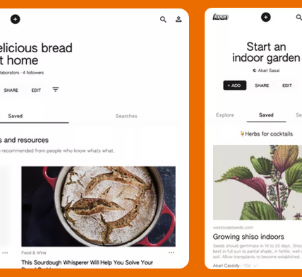 Google launches AI-based Pinterest rival named Keen - Appy Pie