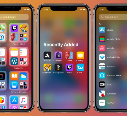 iOS 14 gets Rid of the App Grid - Appy Pie