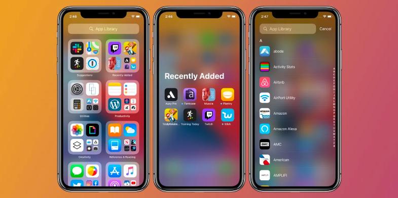 iOS 14 gets Rid of the App Grid - Appy Pie