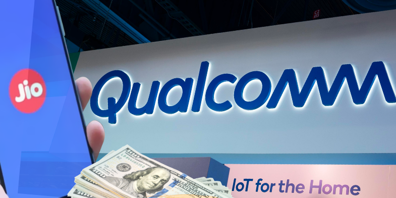 Qualcomm to invest $97 million in India's Reliance Jio Platforms - Appy Pie