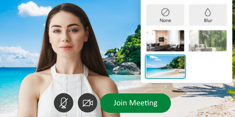 Cisco adds virtual backgrounds to videoconferencing software - Appy Pie