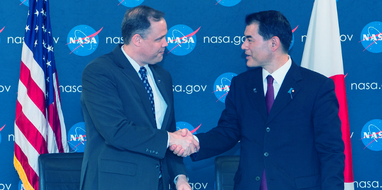 NASA Signs Agreement with Japan - Appy Pie