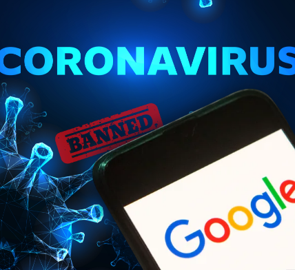 Google to ban ads on Coronavirus conspiracy theories - Appy Pie