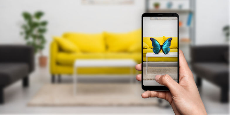 Google provides creepy crawlies to its AR search for effects - Appy Pie