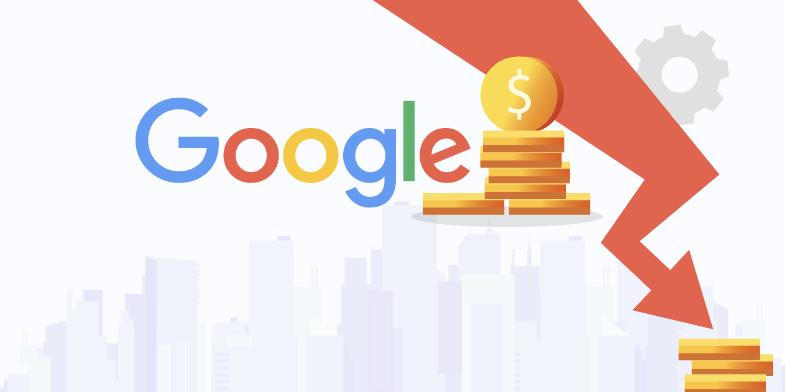 Google's parent firm Alphabet posts first revenue decline in history - Appy Pie