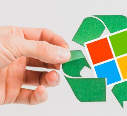 Microsoft Aims to be Zero Waste by 2030 - Appy Pie