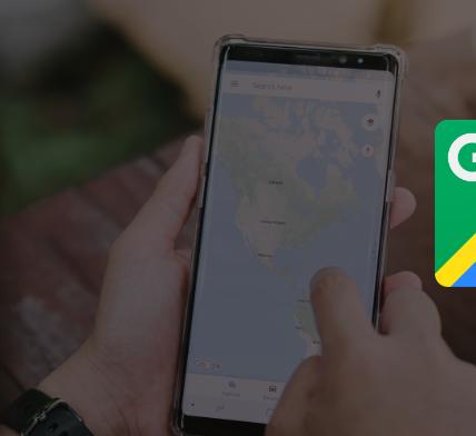 Google map - Appy Pie