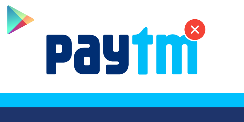 Paytm taken off Google Play Store - Appy Pie