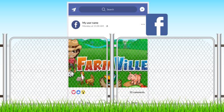 Facebook Farmville - Appy Pie