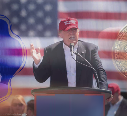 Trump's campaign website hacked by cryptocurrency scammers - Appy Pie