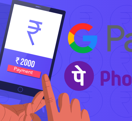 Google Pay, PhonePe - Appy Pie