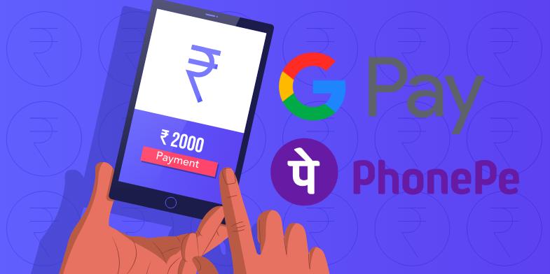 Google Pay, PhonePe - Appy Pie