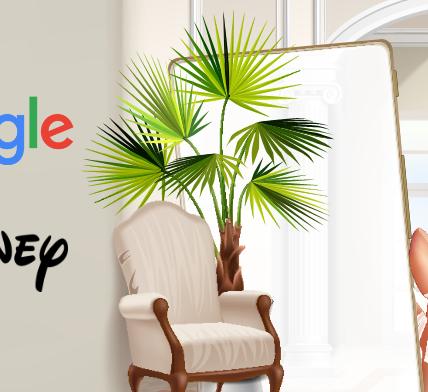 Google and Disney - Appy Pie