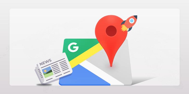 Google Maps - Appy Pie