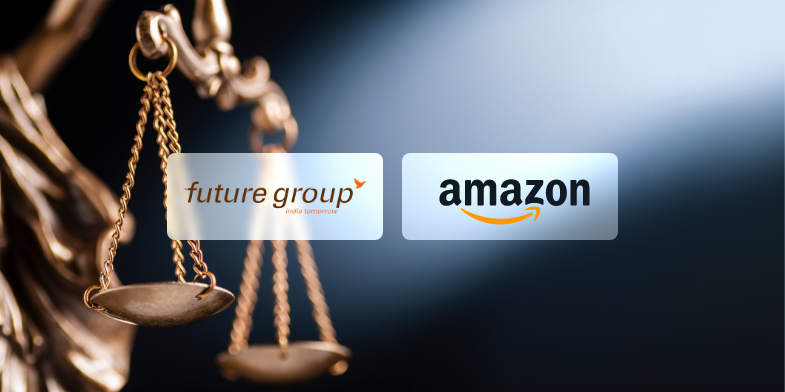 Future Group's plea against Amazon - Appy Pie