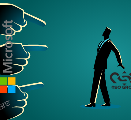 Google, Cisco and VMware join Microsoft to oppose NSO - Appy Pie
