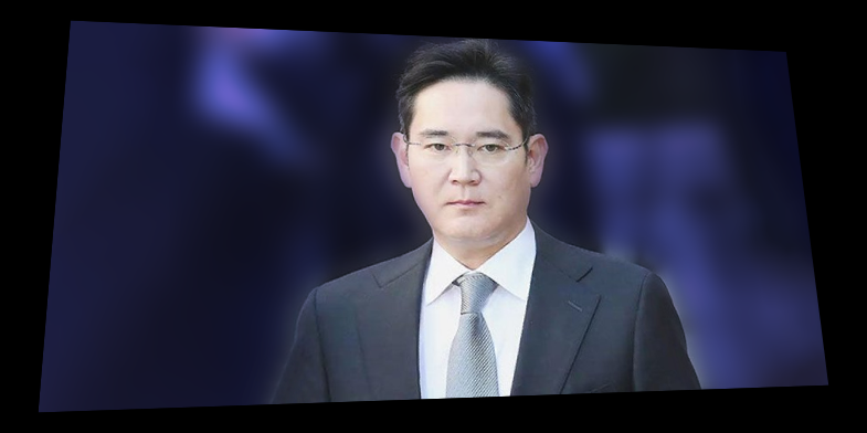 Samsung vice chairman Jay Y. Lee - Appy Pie
