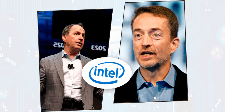 Intel replaces its chief executive - Appy Pie