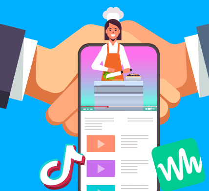 TikTok partners with Whisk to pilot a recipe-saving feature on food videos - Appy Pie